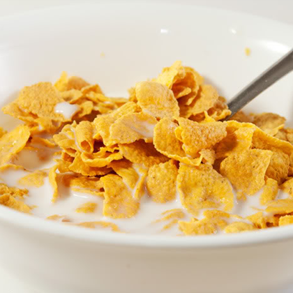 Cereal With Hot Or Cold Milk