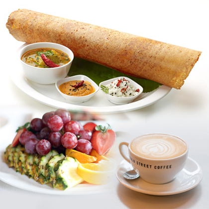 Waii International Special Breakfast