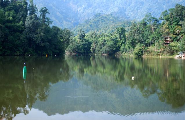 Ganga-Lake