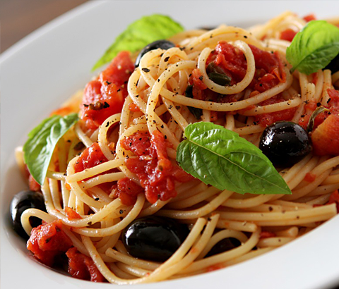 Almerinara Pasta with choice of sauce