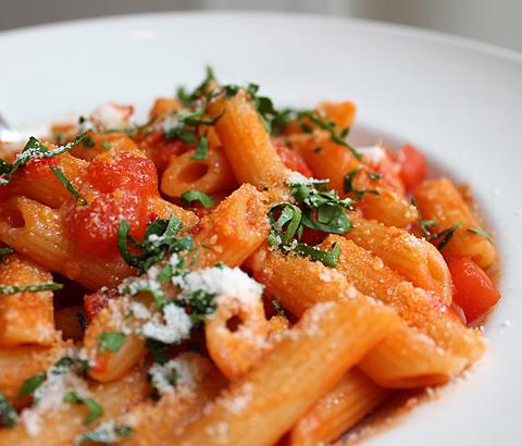 Arabita Pasta with choice of sauce