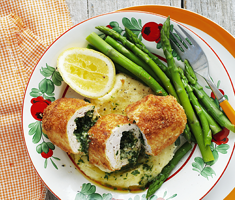 Chicken Ala- kiev