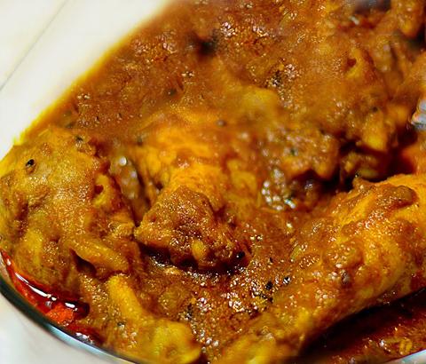 Chicken Kosa