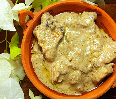 Chicken Reshmi Butter masala