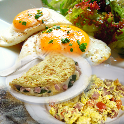 Eggs To Order