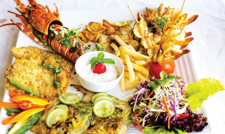 Sea-Food-Platter