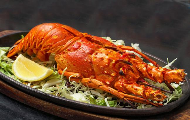 Tandoori Lobster